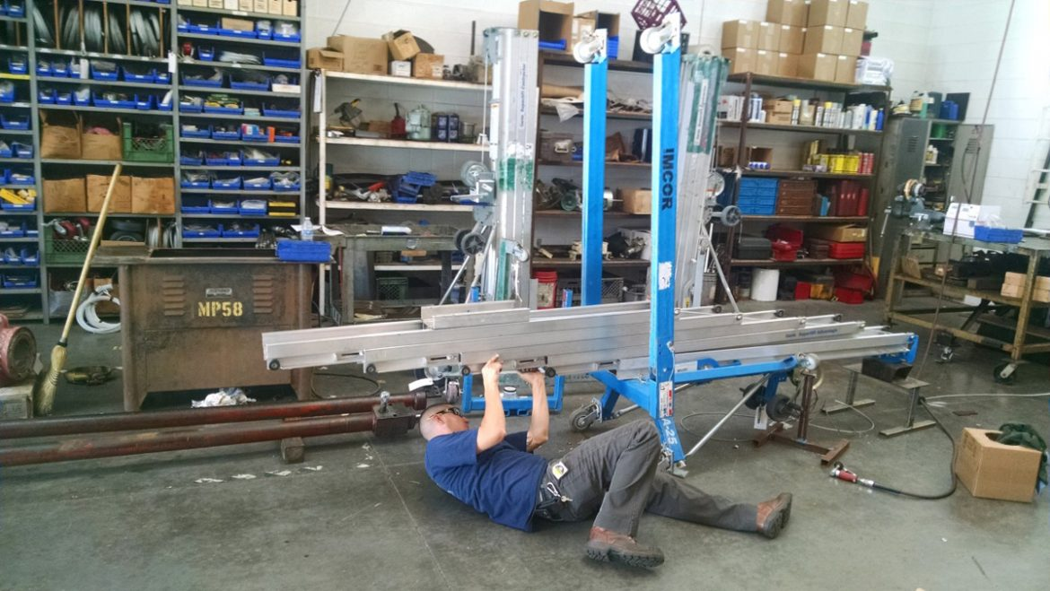 Electric Machine Lifts